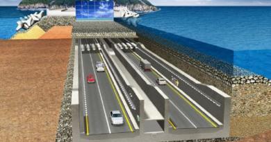 해저터널 관련주